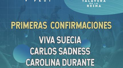 Confirmaciones del cartel del capital fest