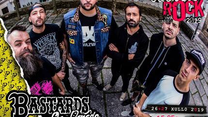 Primer avance Festival Castelo Rock 2019