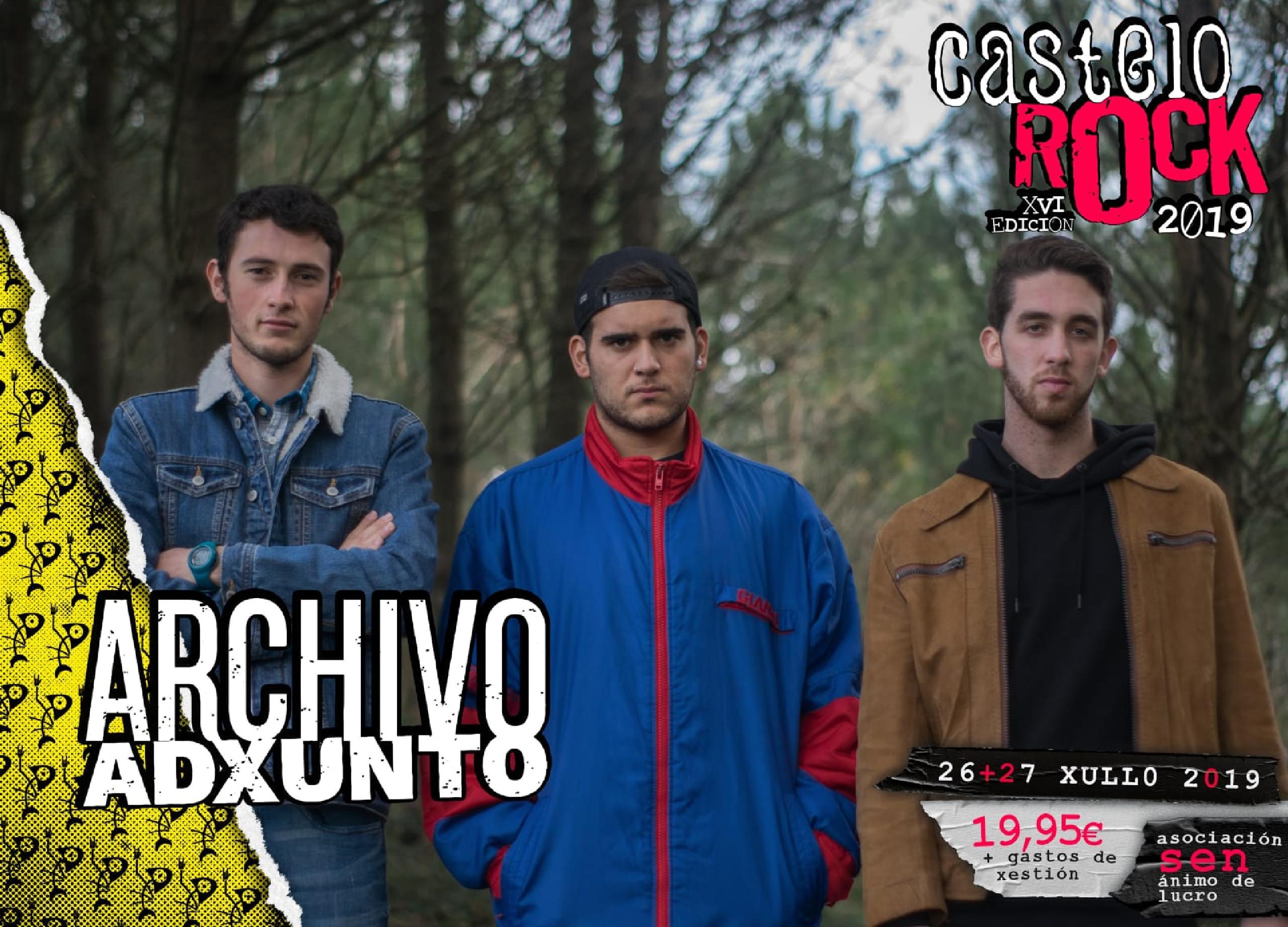 2º avance Festival Castelo Rock 2019