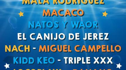 Cartel Chanquete World Music 2019