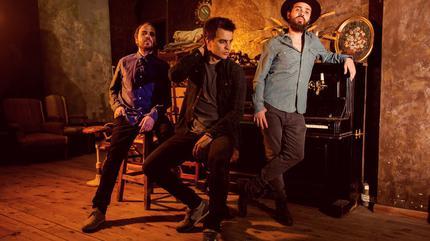 Fotografías de la banda indie española COMANDANTE TWIN