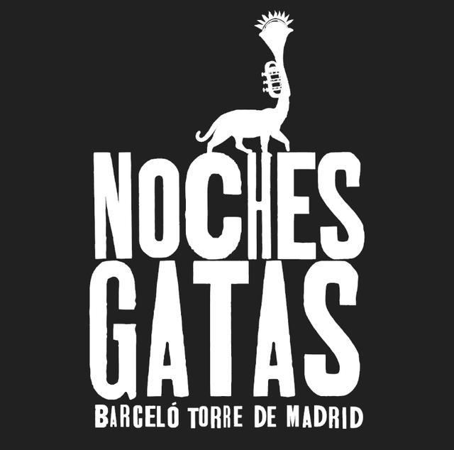 Logo Ciclo Noches Gatas