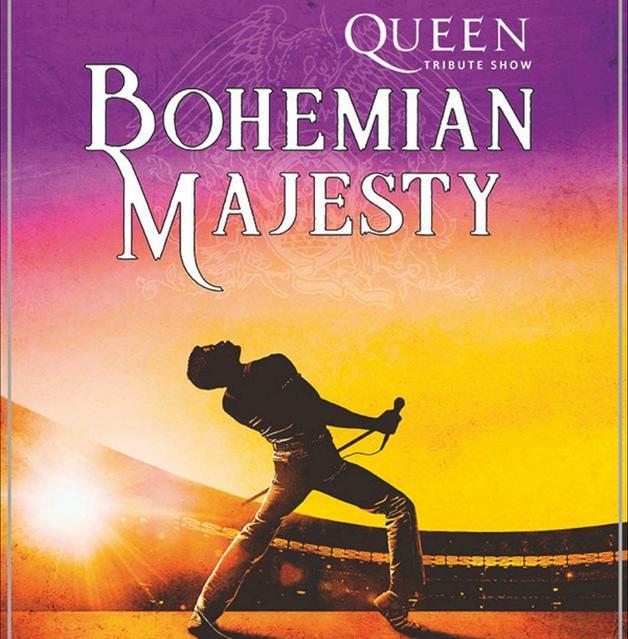 Concierto Bohemian Majesty (Matinal Queen Tribute) en Valencia