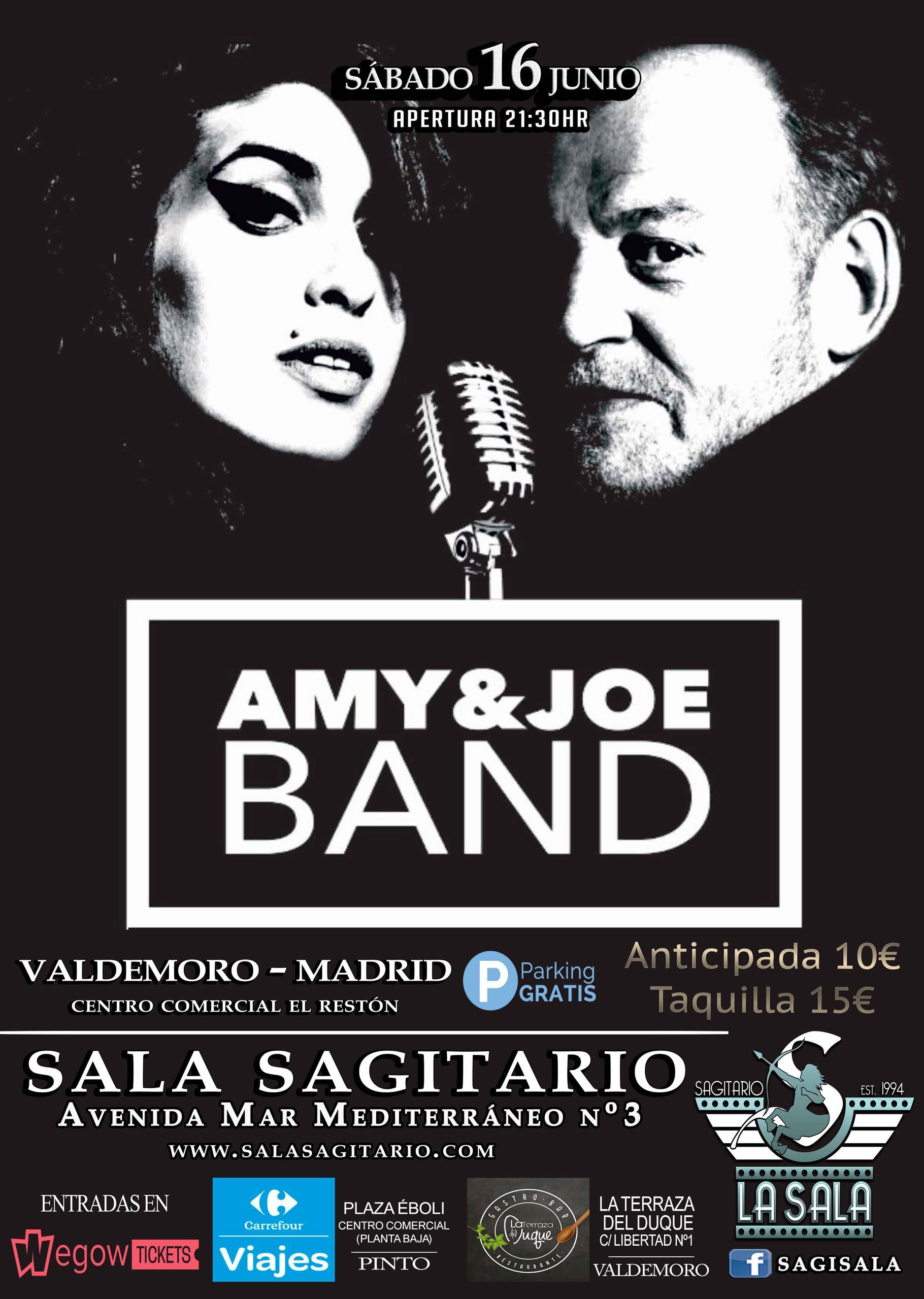 Amy & Joe Wegow