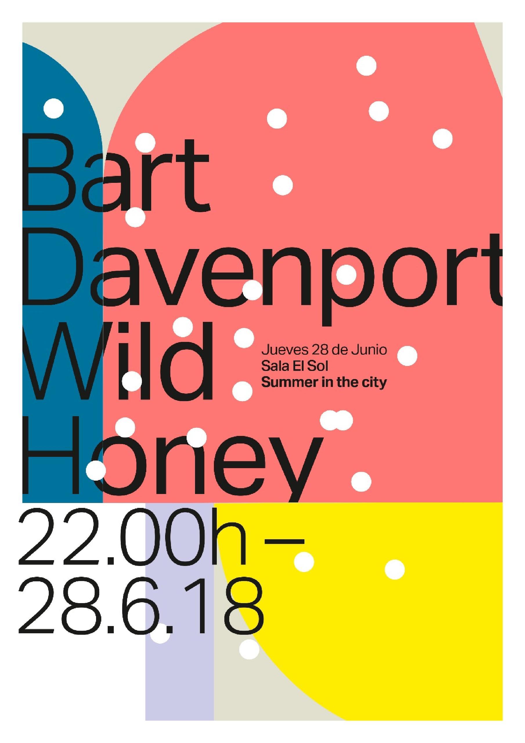 BART DAVENPORT