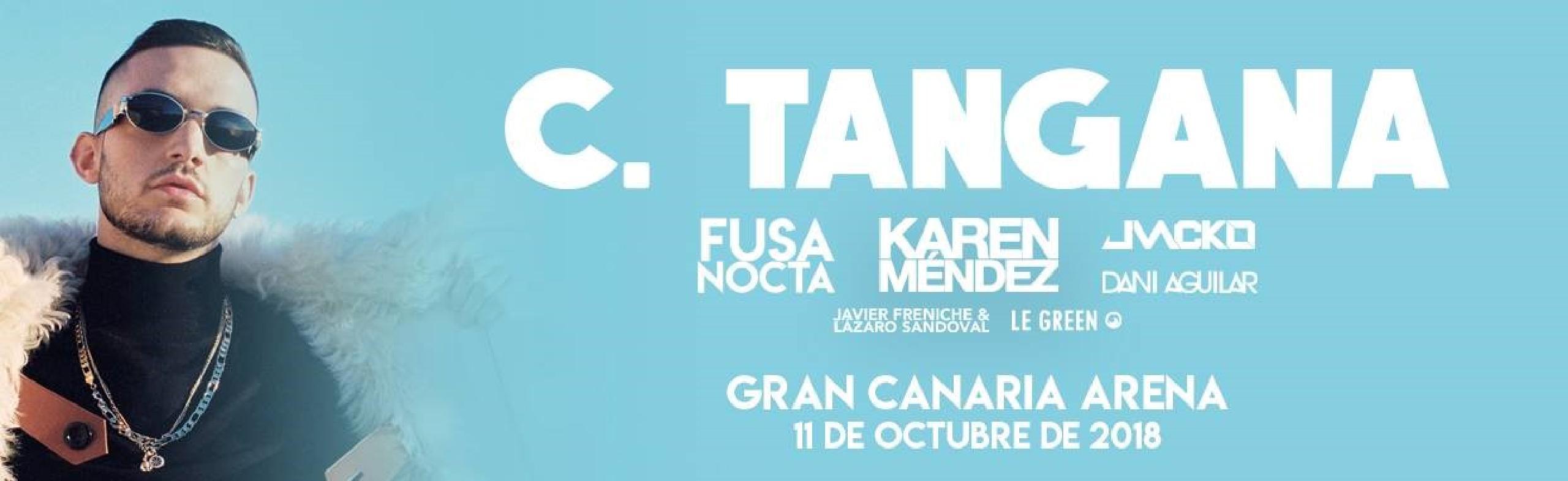 C Tangana Wegow Las Palmas