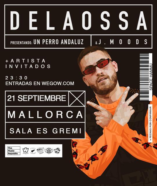Concierto de Delaossa + Artista invitado en Mallorca