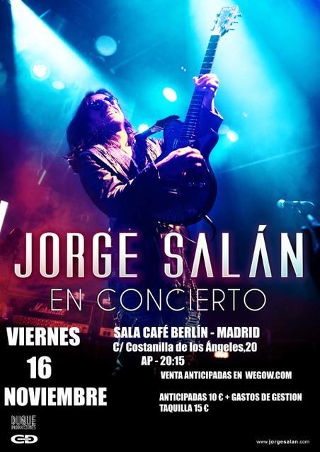 Jorge Salán Madrid