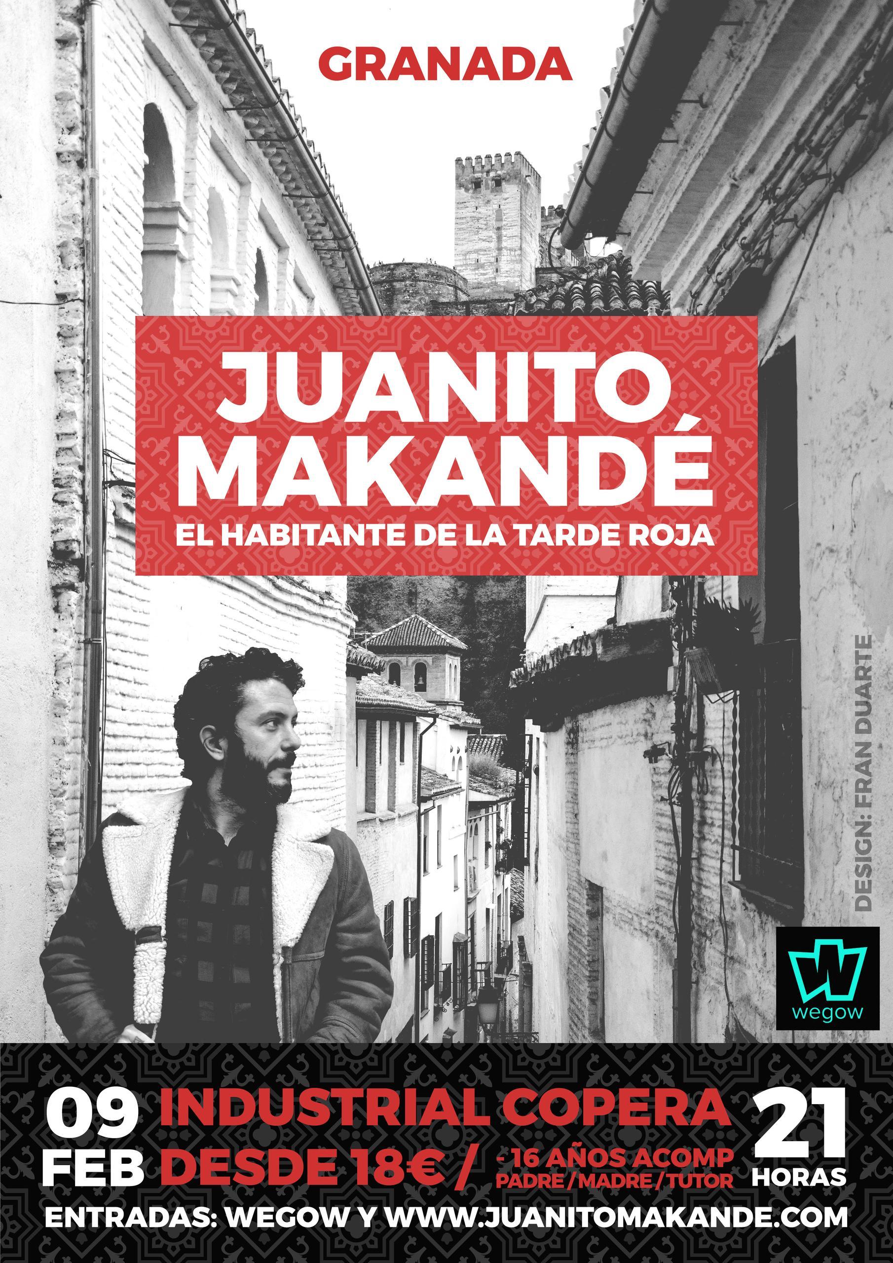 concierto juanito makande
