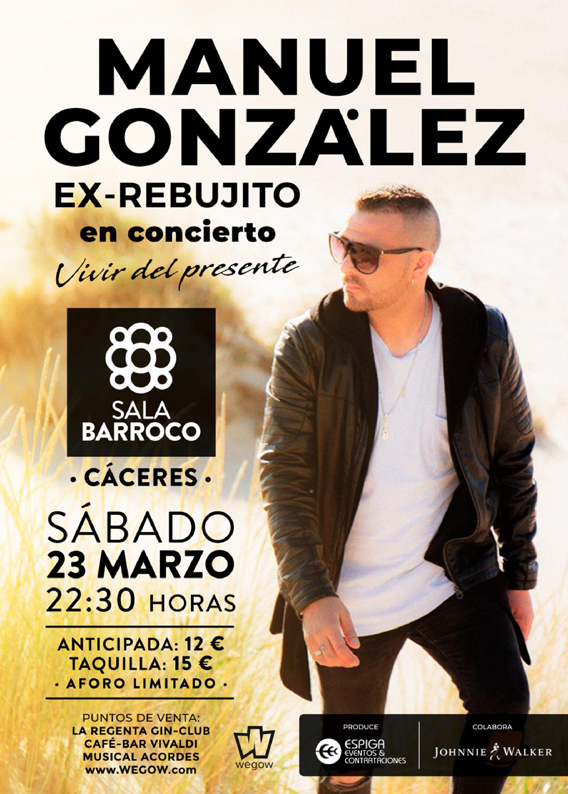 Manuel Gonzalez Ex Rebujito
