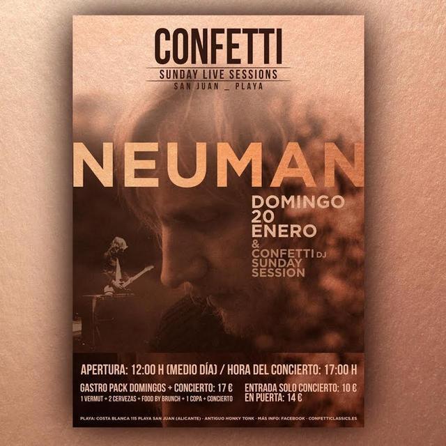 Neuman en Alicante