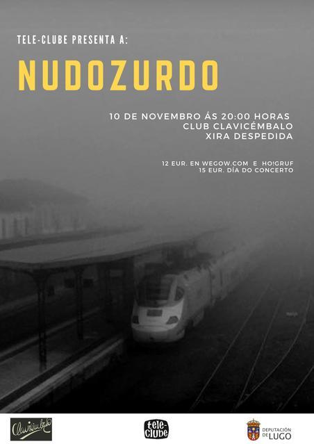 Concierto de Nudozurdo en Lugo