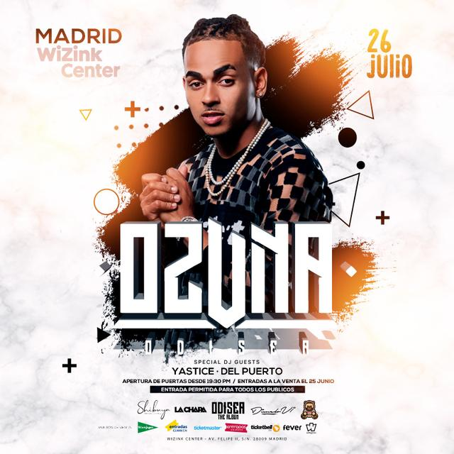 OZUNA MADRID WEGOW