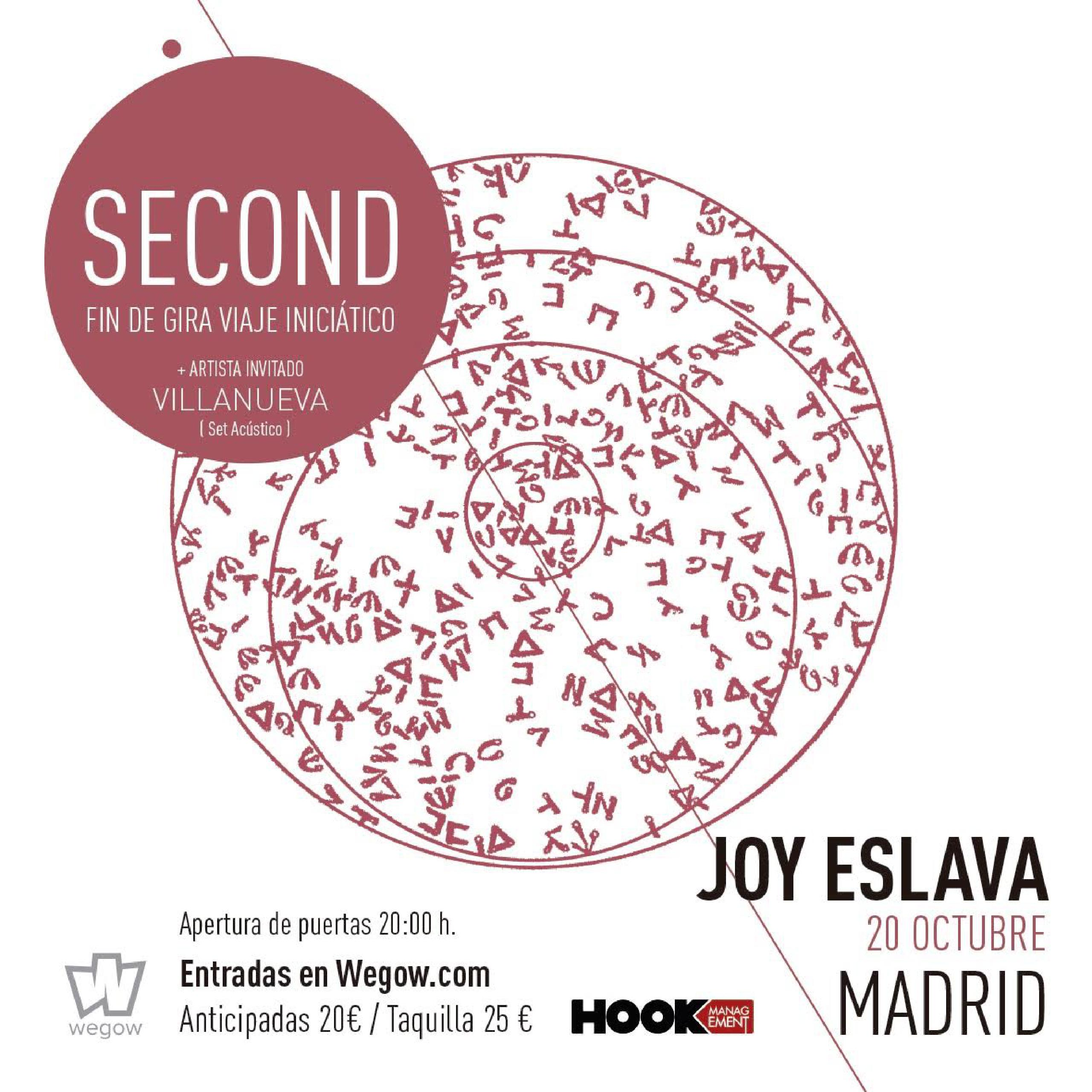 Second en Madrid