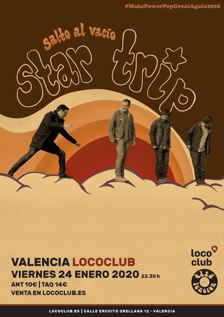 Concierto de Star Trip en Valencia