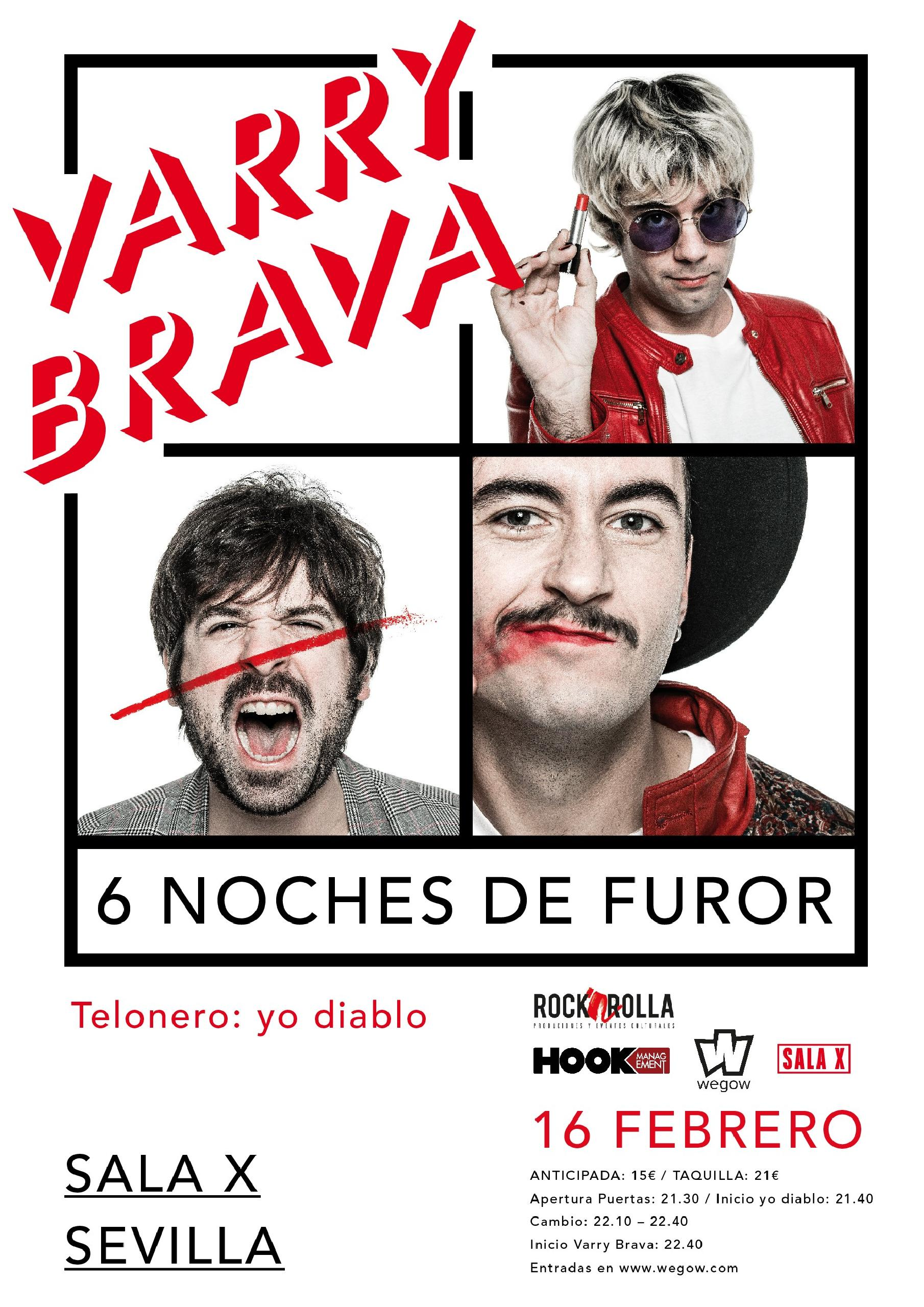 Varry Brava Sala X Sevilla