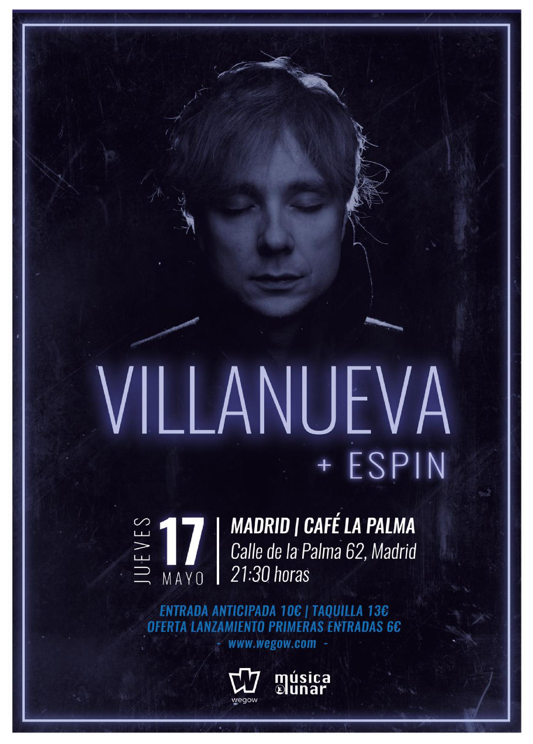 Villanueva en Madrid