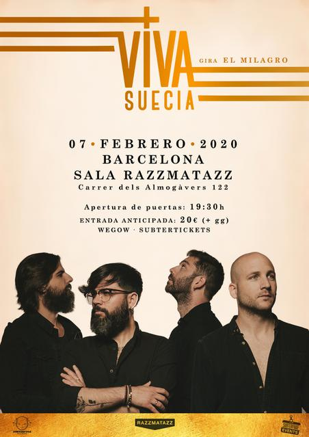 viva suecia barcelona
