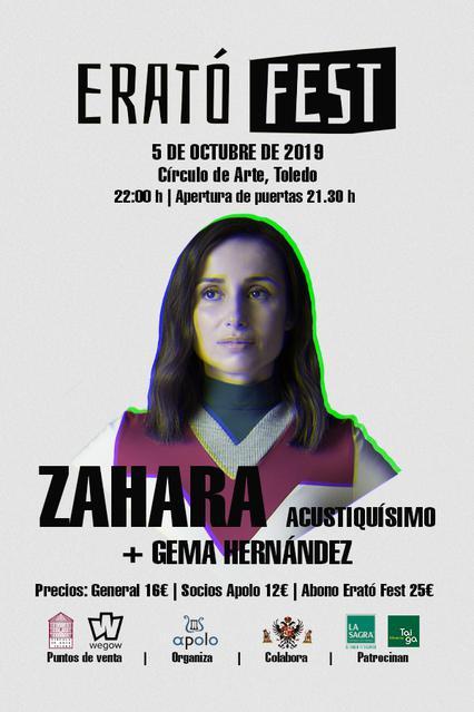 Zahara + Gema Hernández
