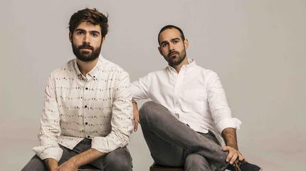 Concierto presentación del nuevo disco de Gentleman Clef en la sala El Sol de Madrid.