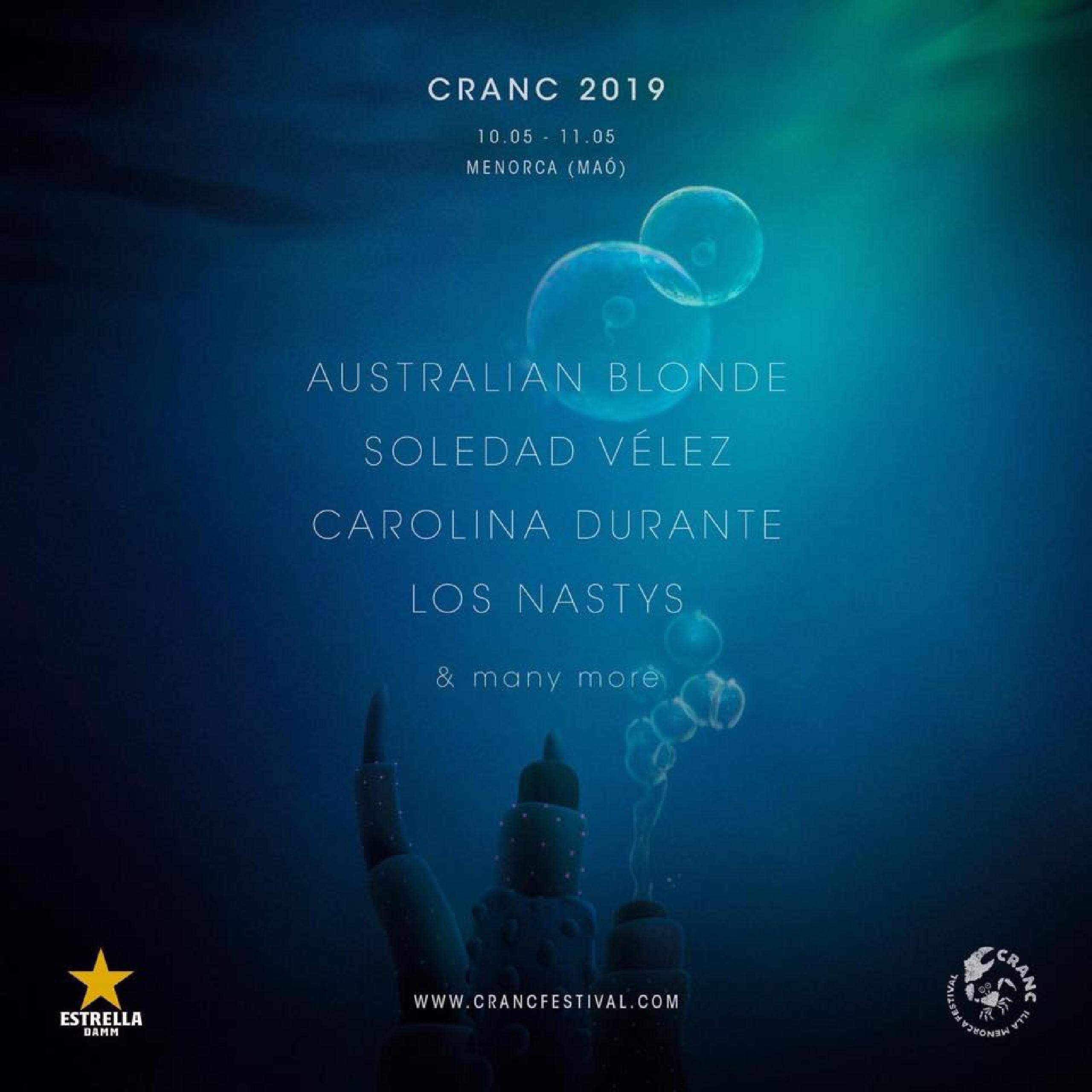 Cartel Cranc Festival 2019