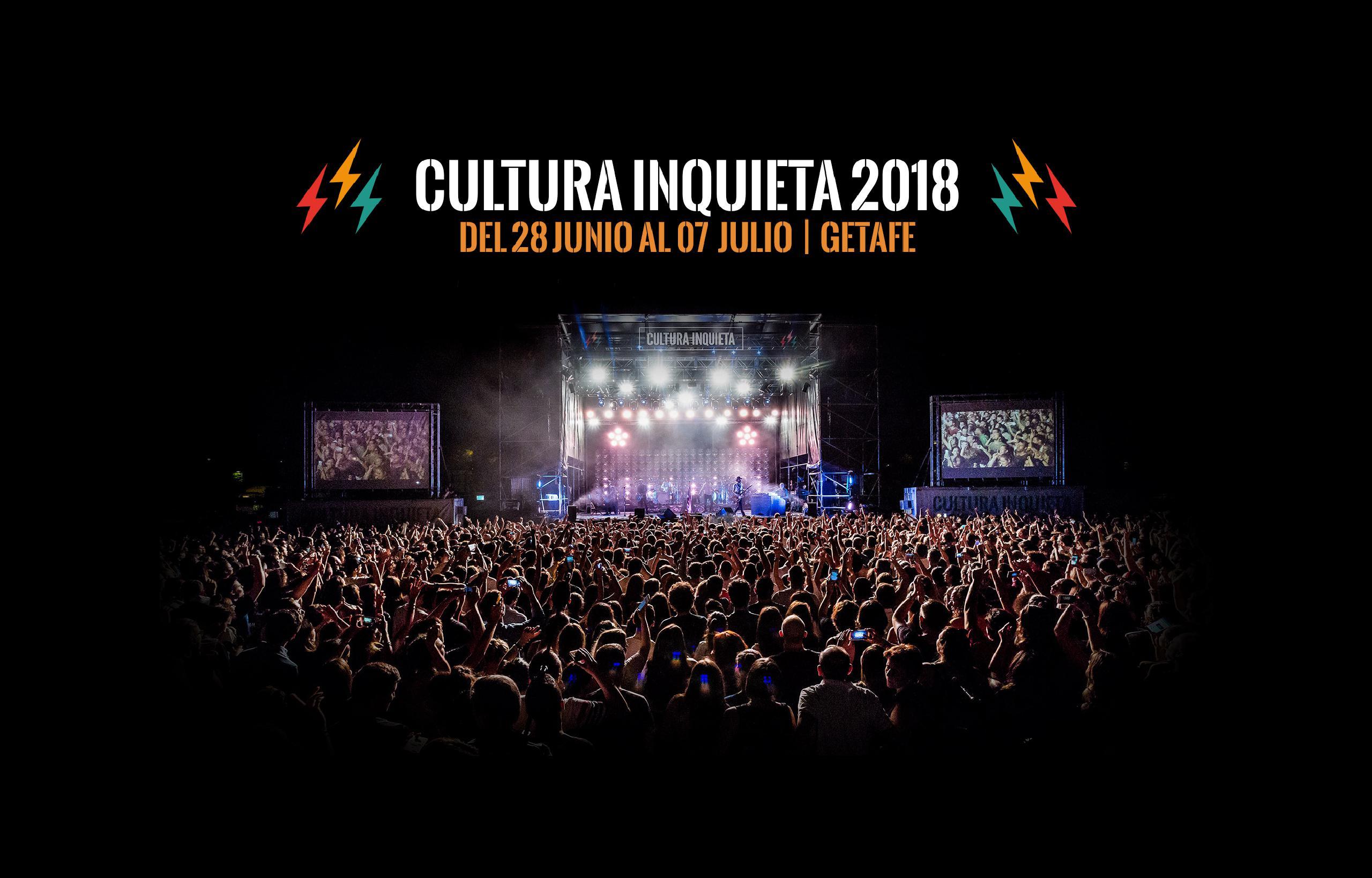 festival cultura inquieta 2018