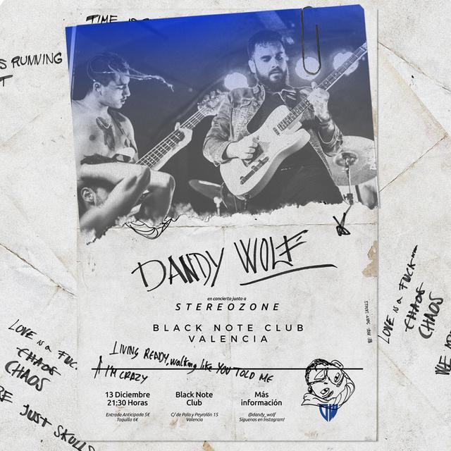 dandy wolf