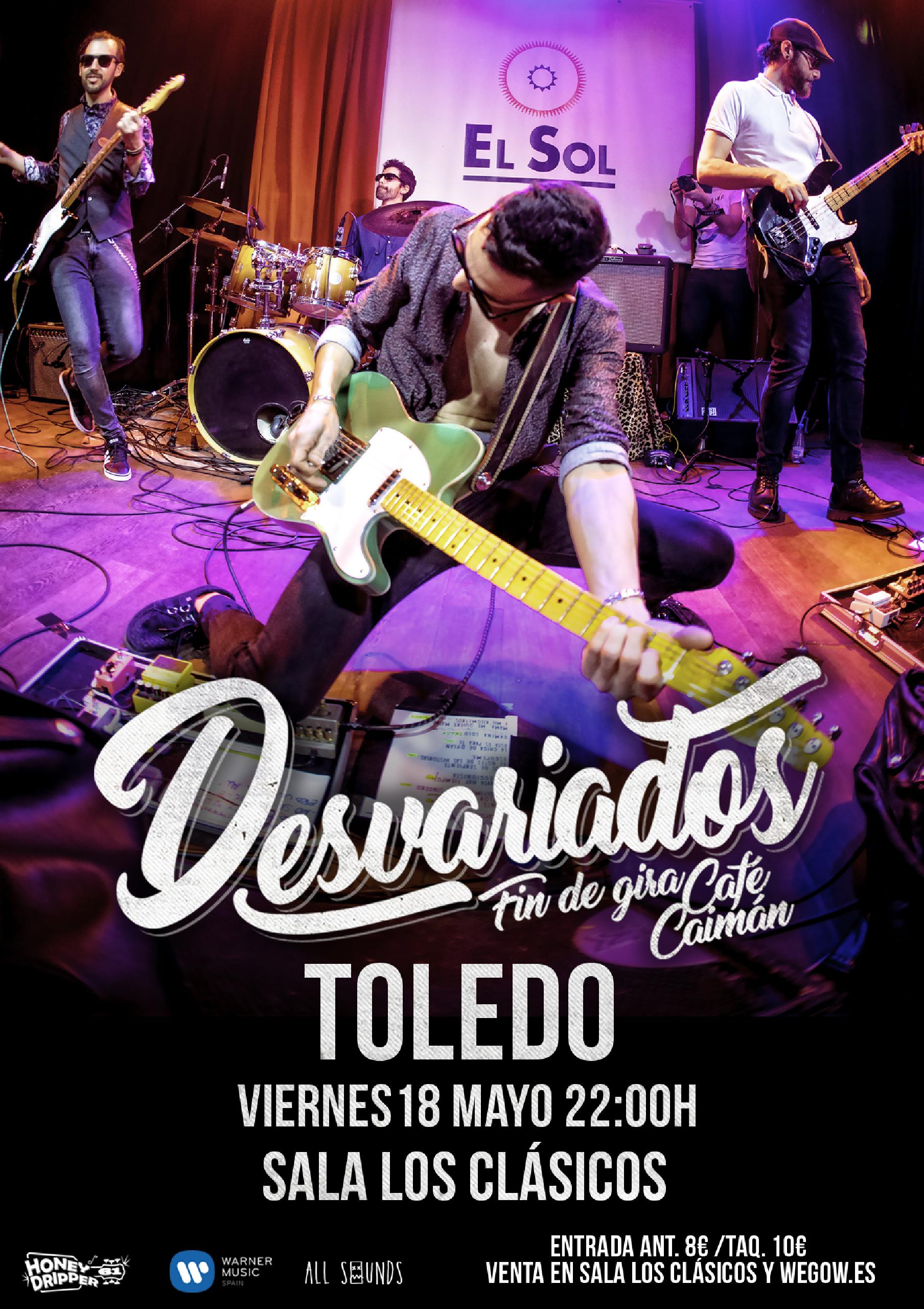 Desvariados Toledo