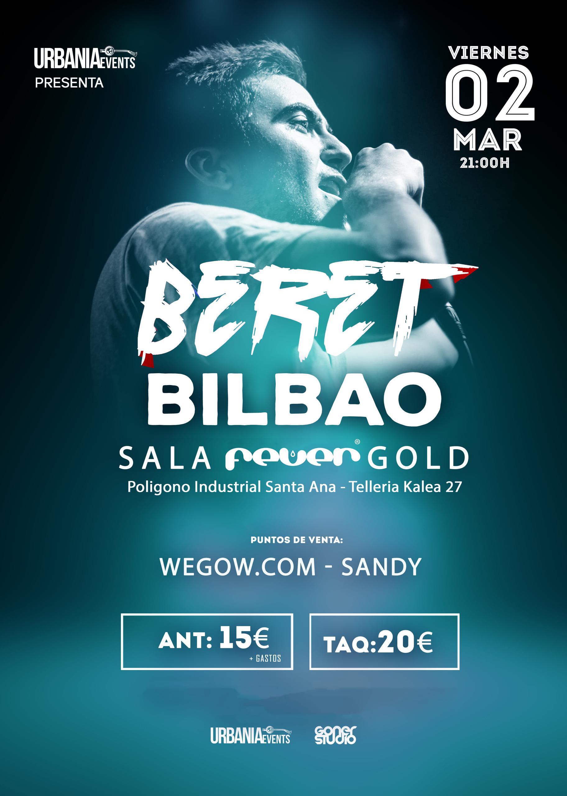 Beeret en Bilbao