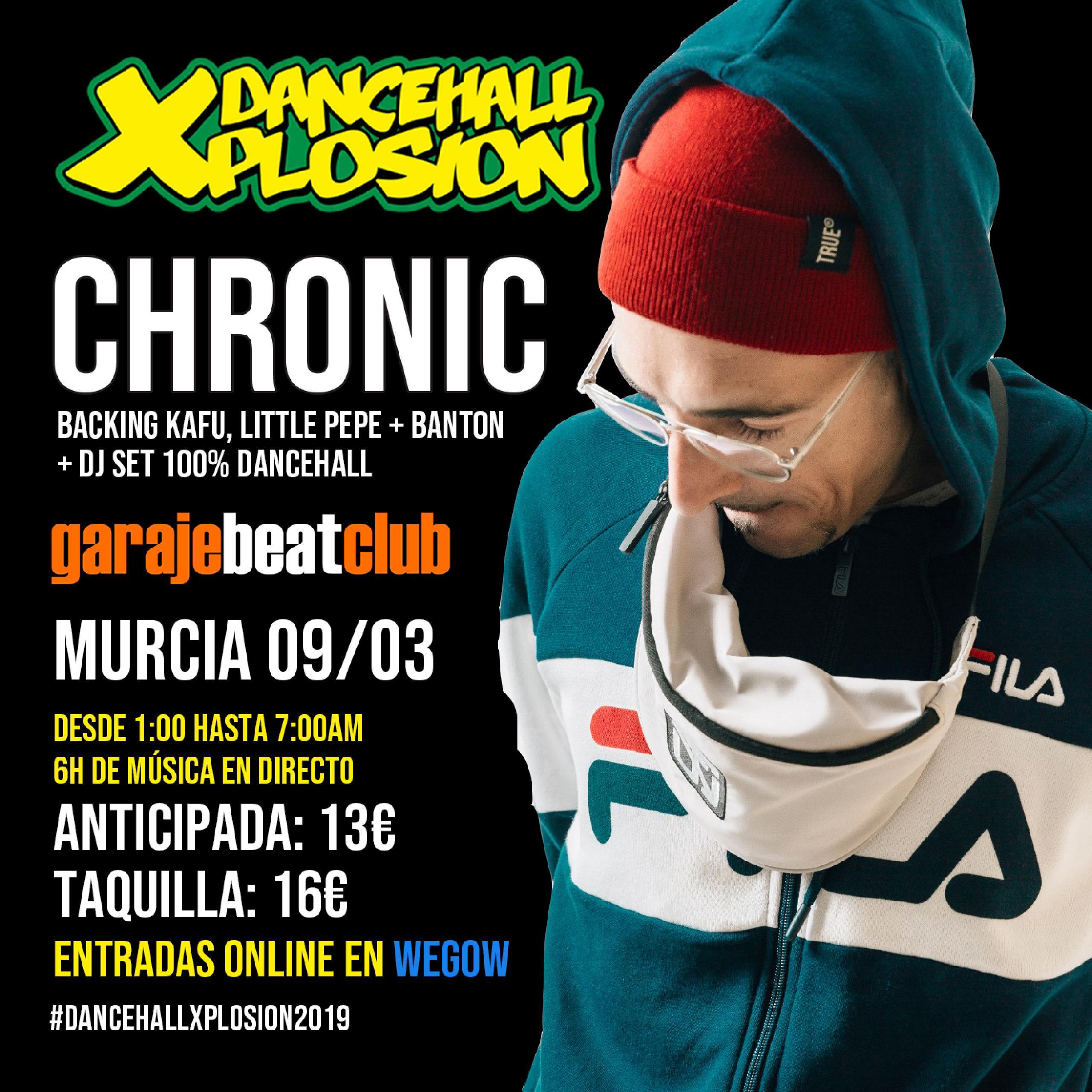Chronic Sound en #DxMurcia 2019