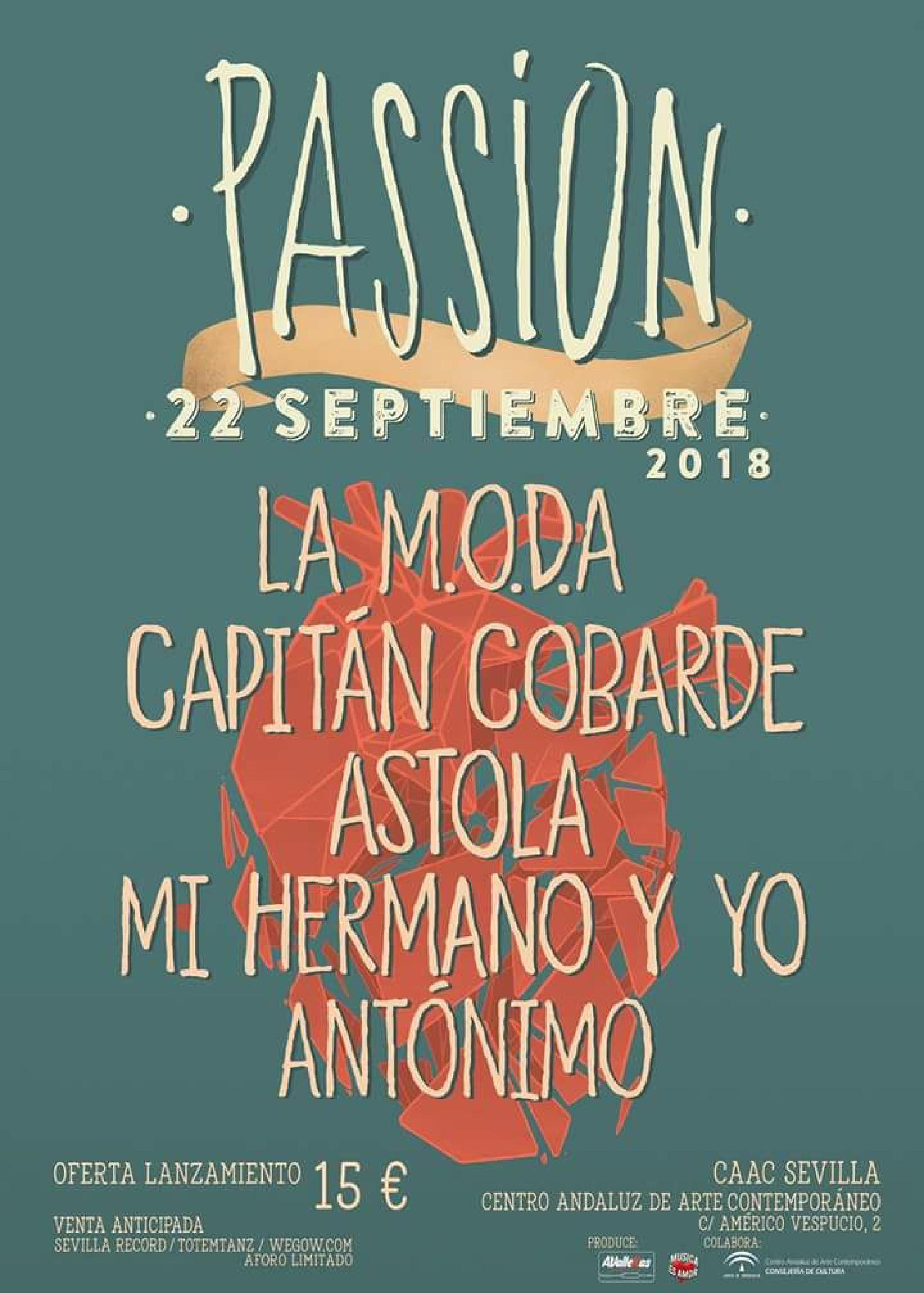 Passion Festival 2018