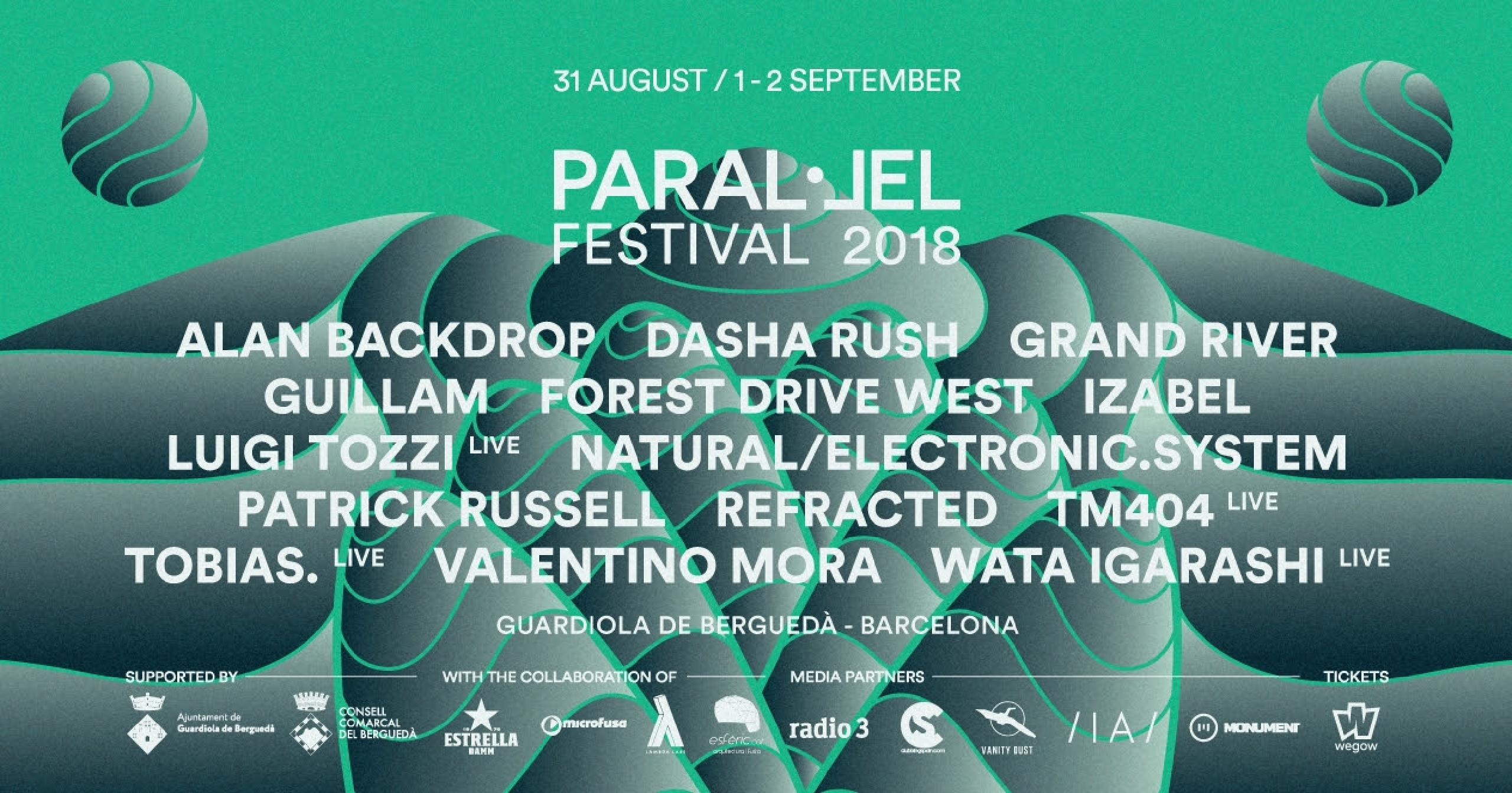Cartel Paral-Lel Festival 2018
