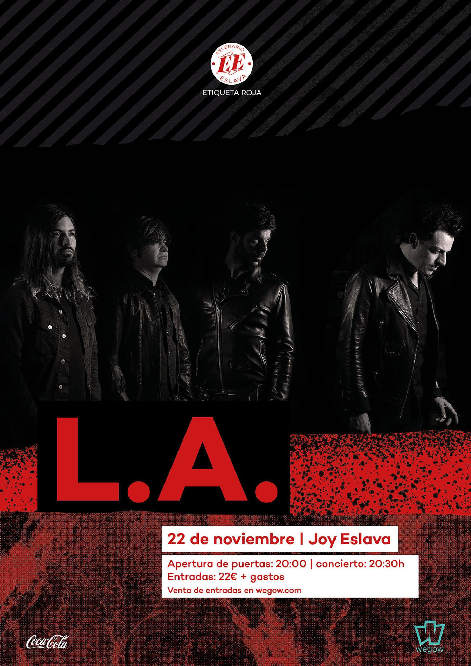 l.a. banda indie rock cartel