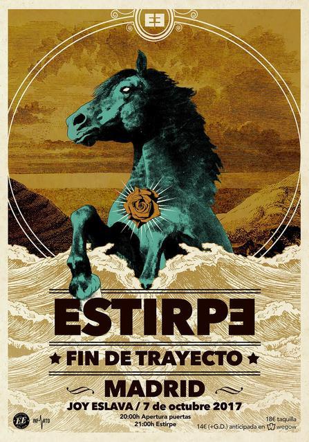 último concierto de la banda Estirpe