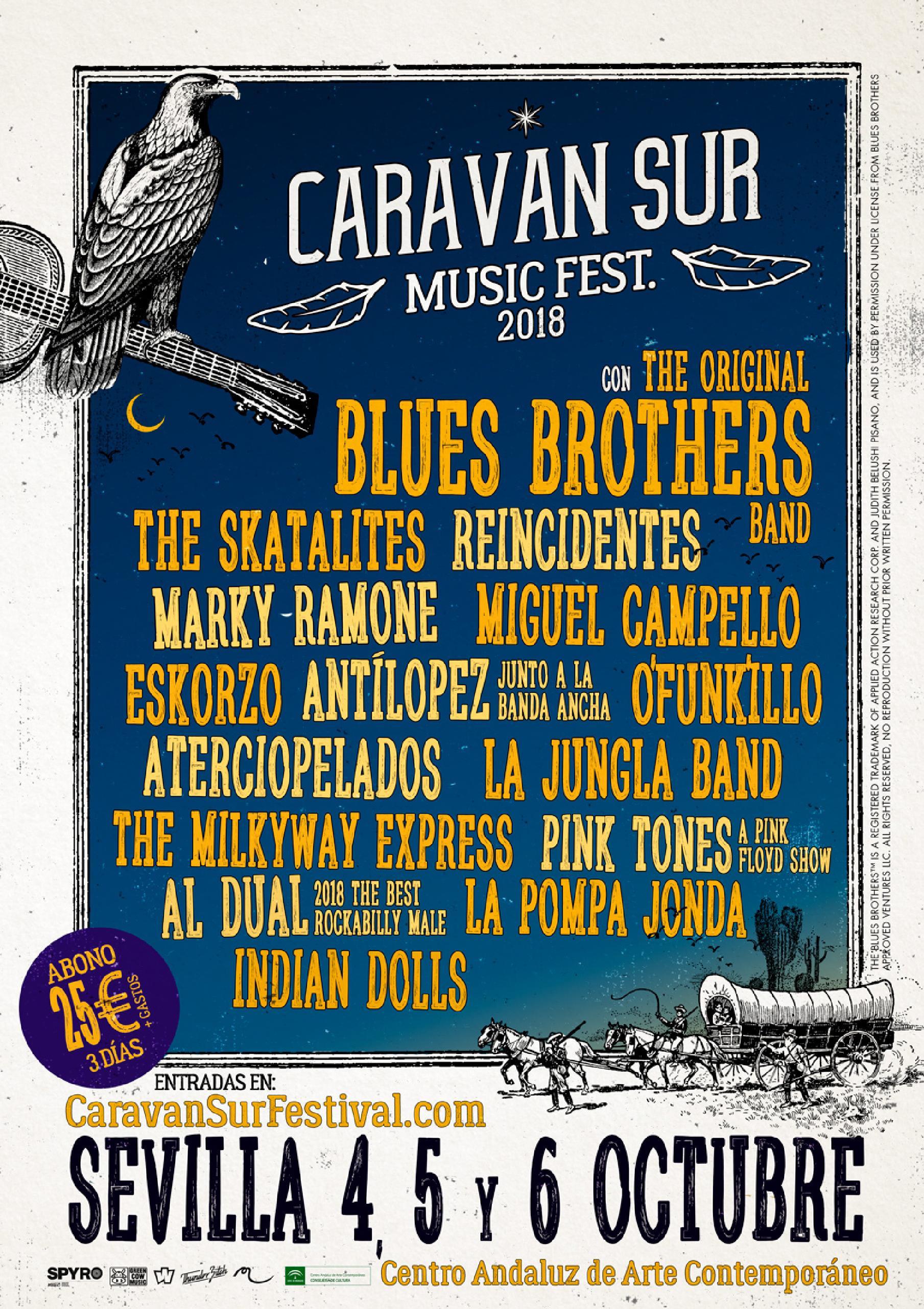 Sevilla 4, 5 y 6 Octubre 2018