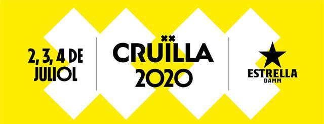 Cartel de Festival Cruïlla 2020