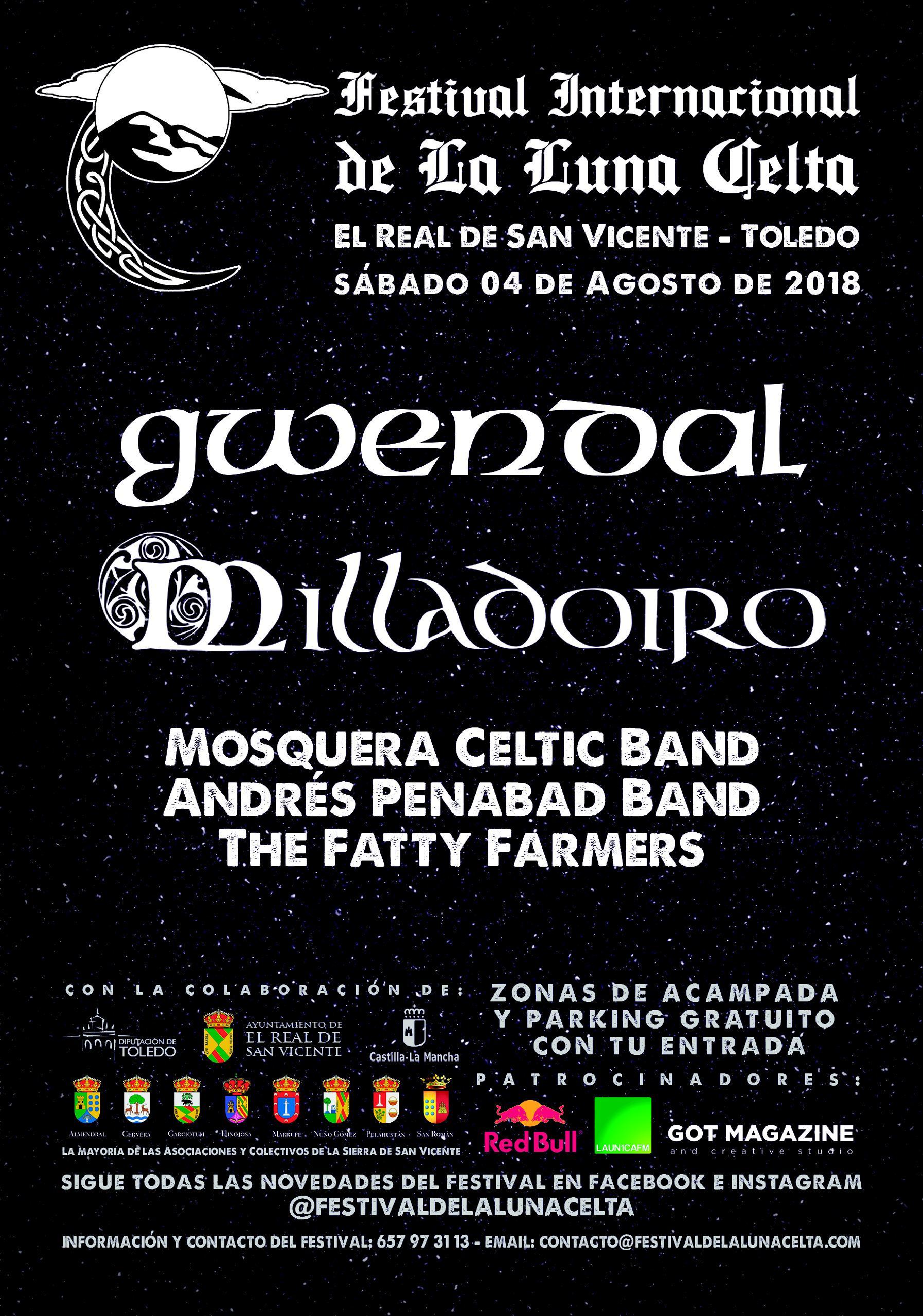 festival de la luna celta