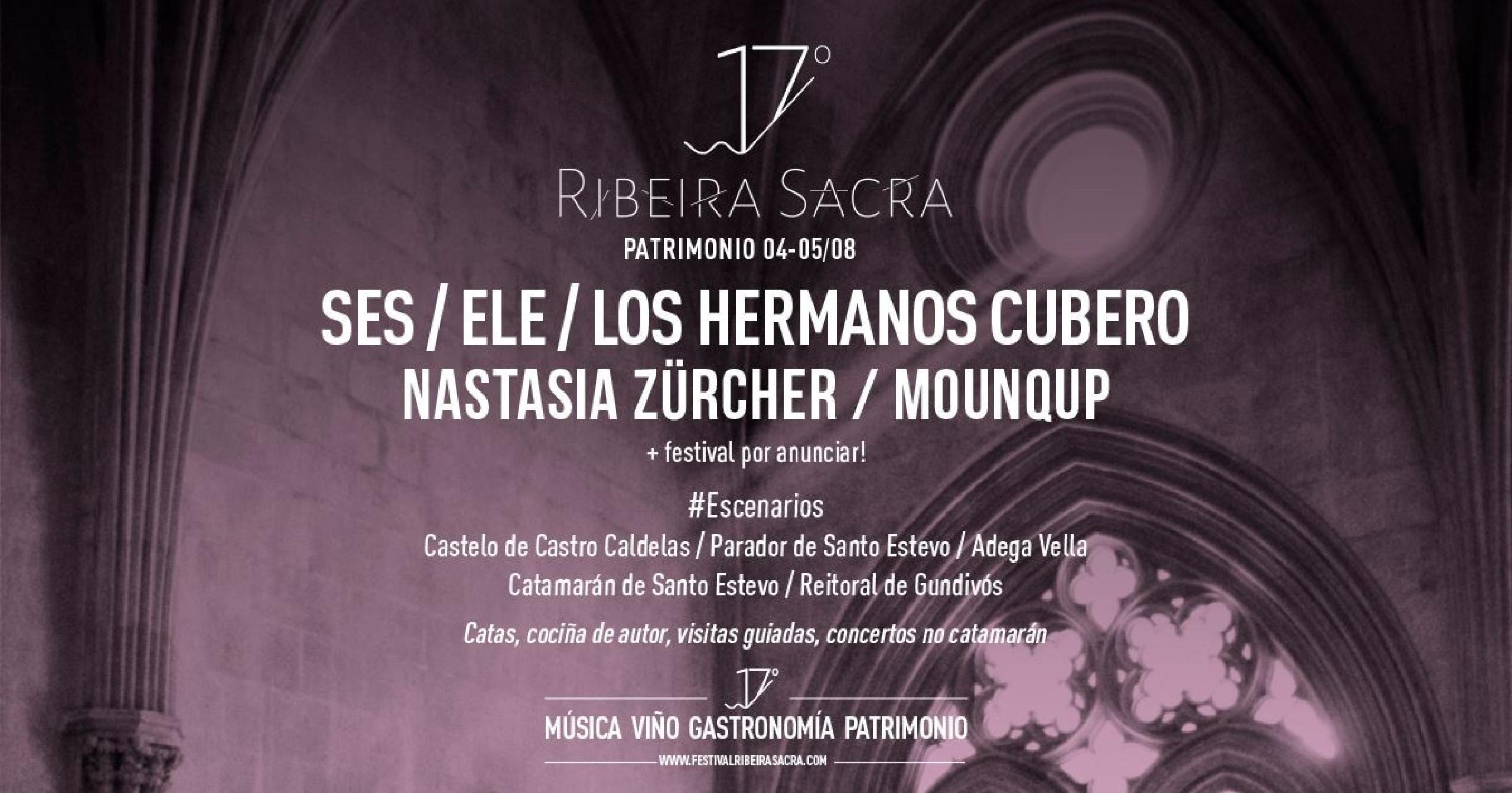 Ribeira Sacra 2018