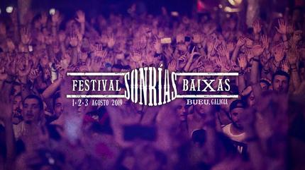 Festival Sonrías Baixas 2019