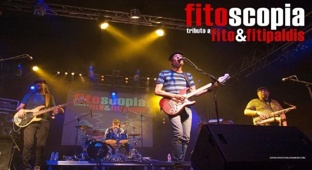 Fitoscopia, el único grupo capaz de realizarle las escenas de riesgo a Fito&Fitipaldis
