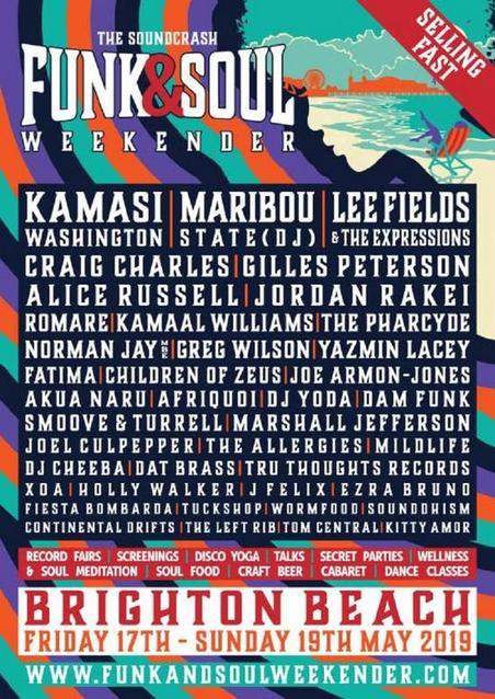Funk&Soul Weekender 2019