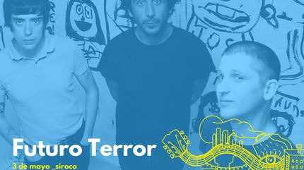 Futuro Terror + Diola + Terrier en Sound Isidro 2018