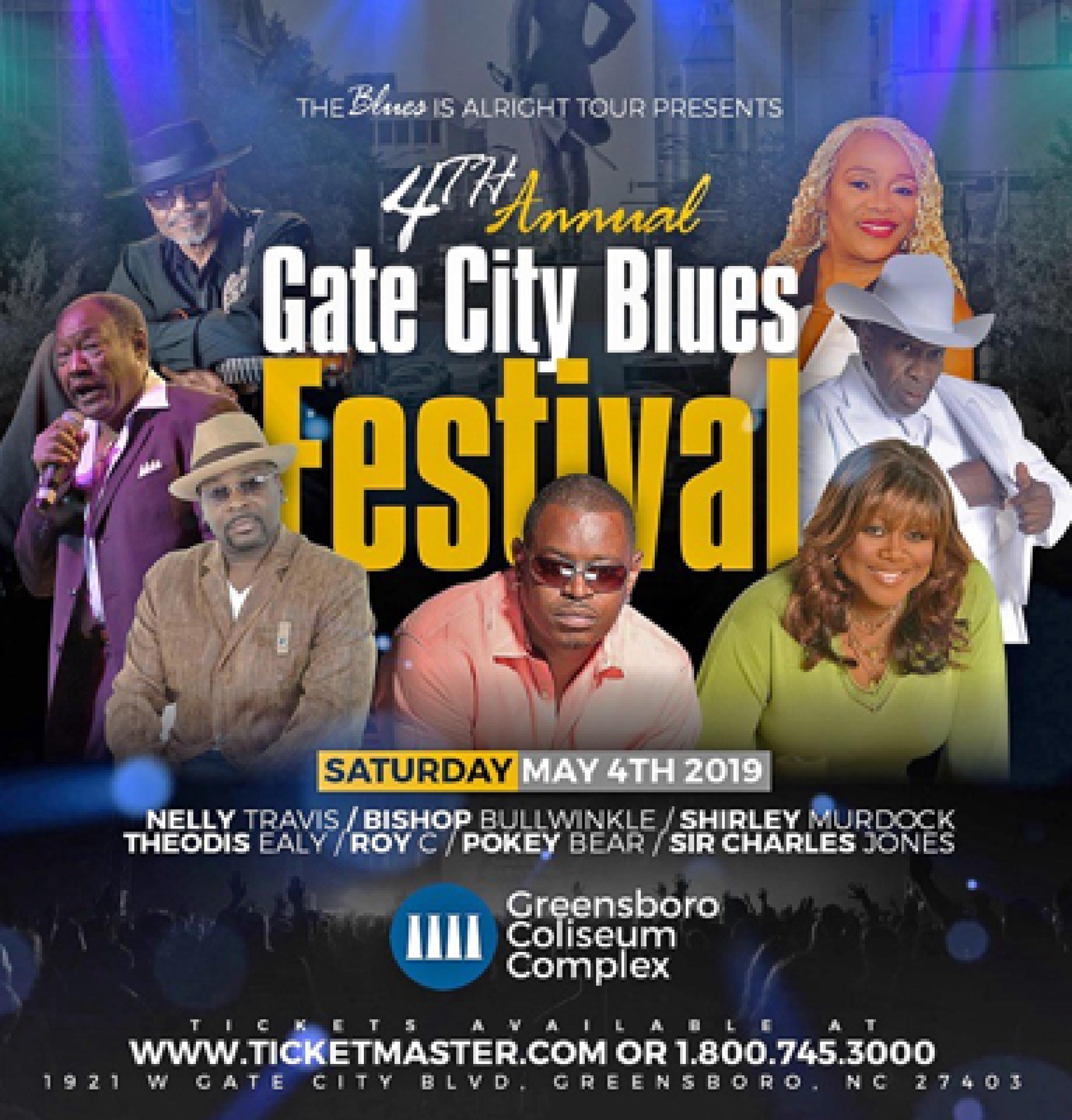 Gate City Blues Festival