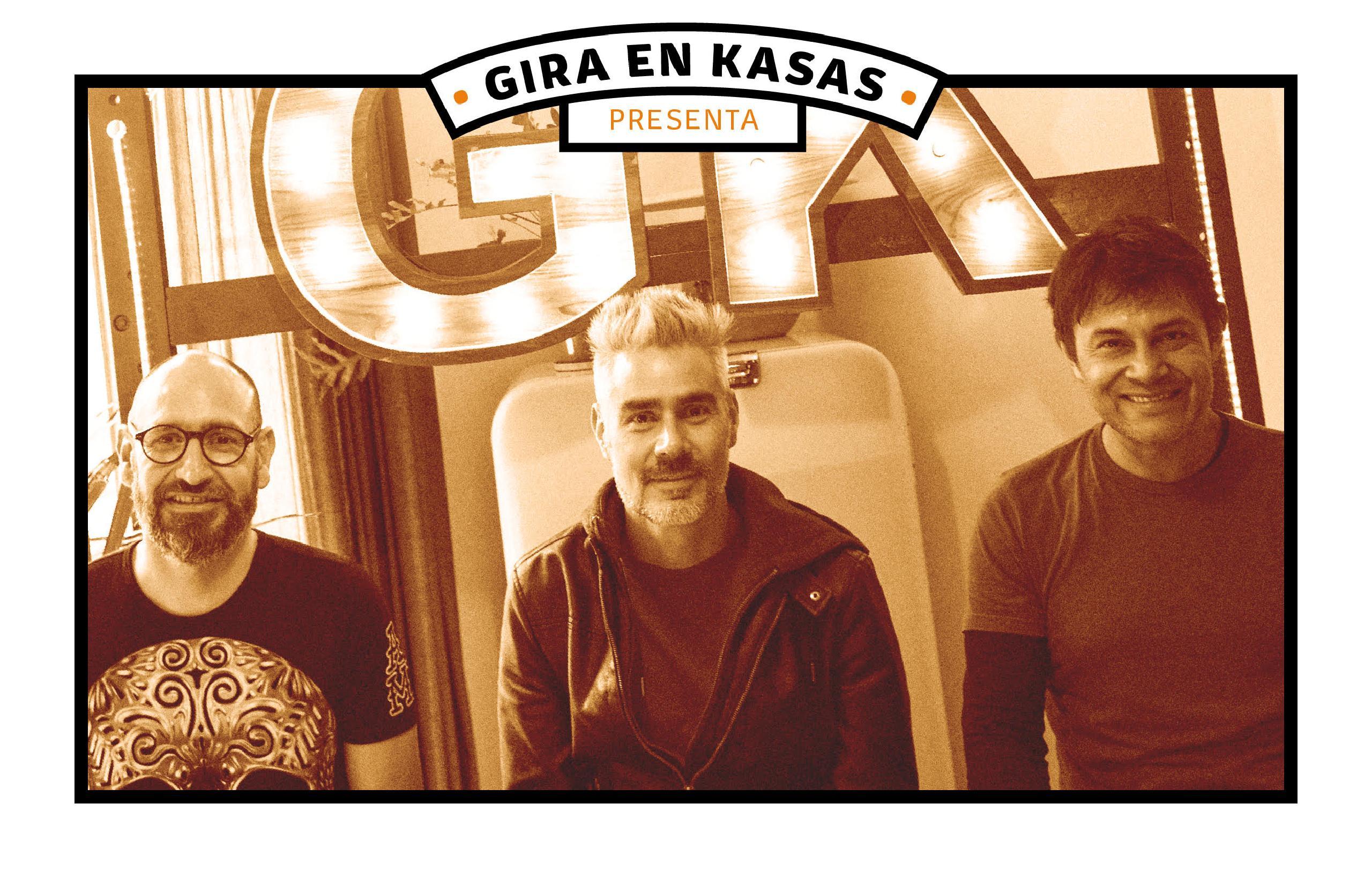 Gira en Kasas 2019: La Gusana Ciega | Guadalajara