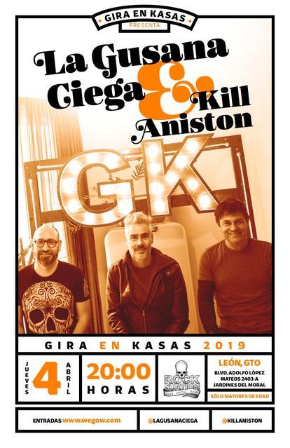 Gira en Kasas Leon