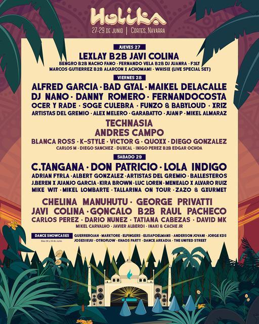 Cartel Holika Festival 2019