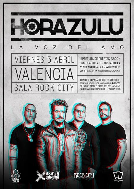 Sala Rock City 05/04/2019