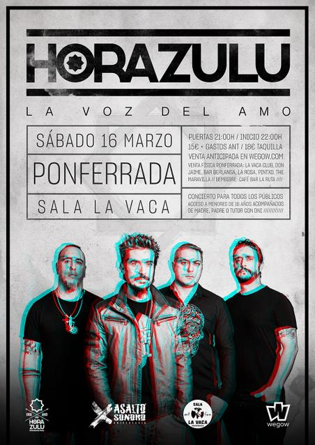 Sala La Vaca 16/03/2019
