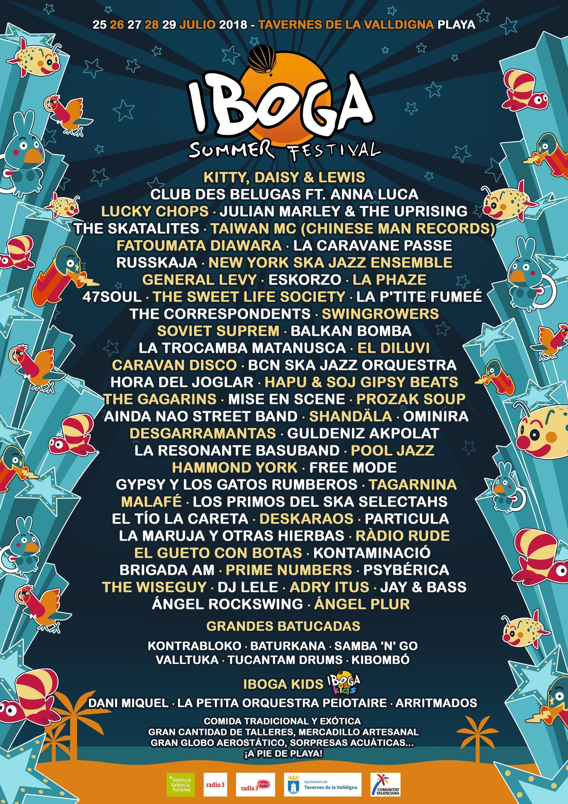 Cartel Iboga Summer Fest 2018