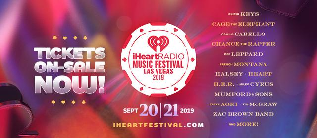 iHeartRadio Music Festival 2019